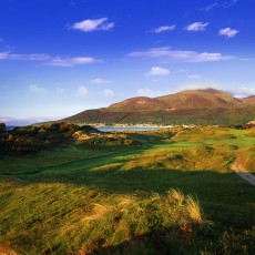 Conferences and nearby golf at the Royal County Down - Courtesy of www.visitbritainsuperblog.com